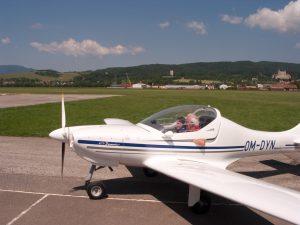 Flugplatztour Slowakei 2008